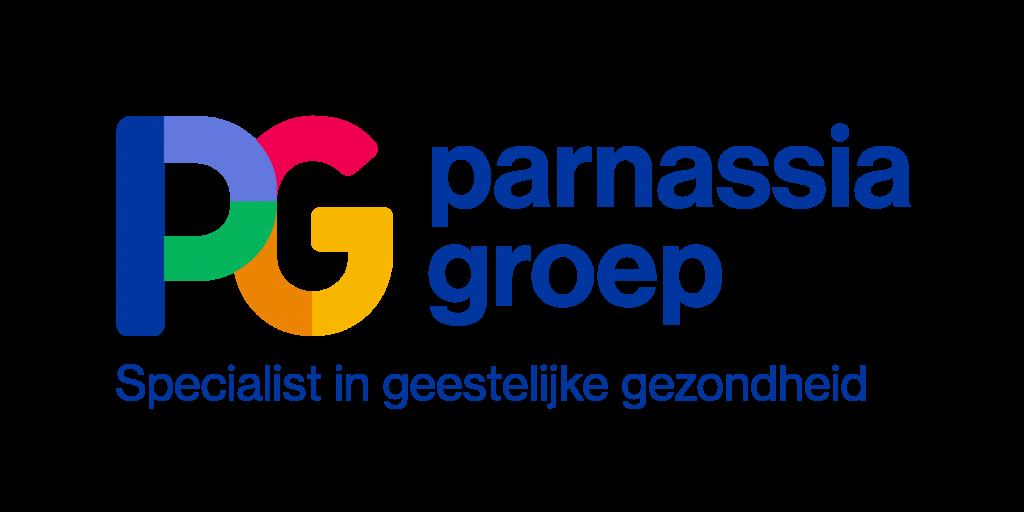 Logo van Parnassia Groep Specialiste in geestelijke gezondheidszorg