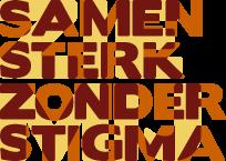 logo samen sterk zonder stigma